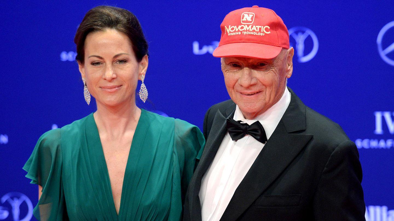 Lauda hinterlässt seiner zweiten Ehefrau Birgit zwei Zwillinge.