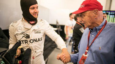 Zum Tod der Formel-1-Legende: Nico Rosberg schreibt im stern über Niki Lauda