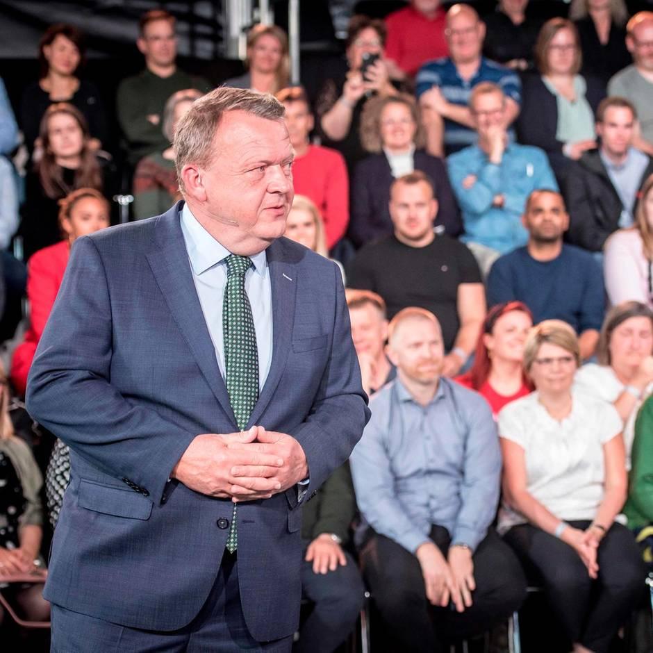 Wegen Einwanderungsgesetzen: Schwiegertochter muss ausreisen: Dänemarks Regierungschef stehen eigene Gesetze im Weg