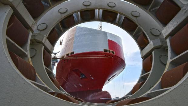 Klassischer Schiffsbau hat in Europa keine Zukunft mehr.