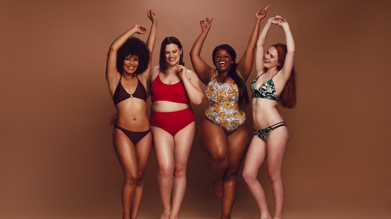 Wenn wir mehr kurvenreiche Frauen in den Medien sehen, hilft das, sich im eigenen Körper wohler zu fühlen