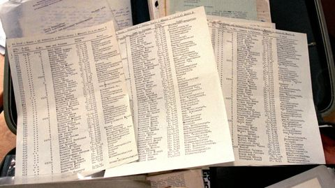 Schindlers Liste CDU