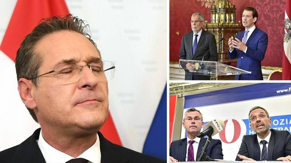 Regierungskrise in Österreich: Strache-Affäre: Die Chronik des Skandals