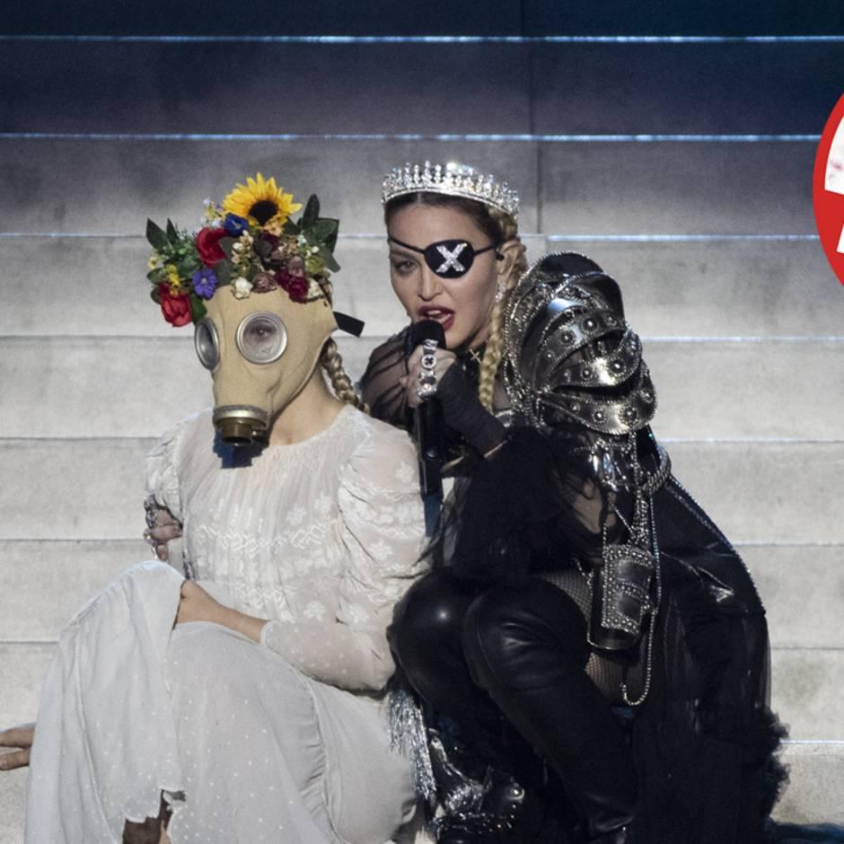 Hells Angels: Hört auf über Madonna zu lästern!
