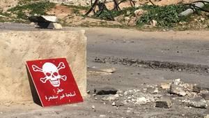 Warnung nach Giftgaseinsatz in der Region Idlib