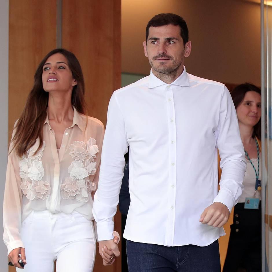 Sara Carbonero: Kurz nach Herzinfarkt des Torhüters: Iker Casillas' Frau an Krebs erkrankt