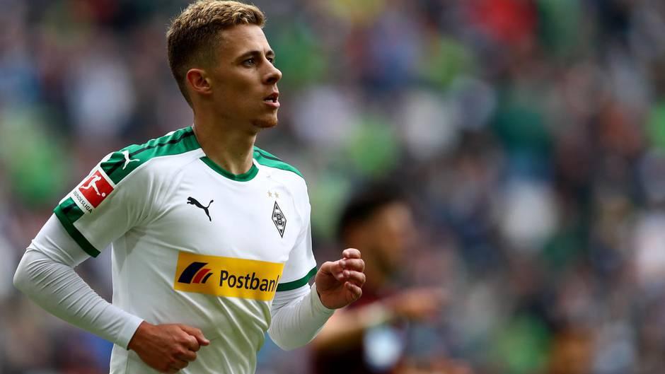 Thorgan Hazard wechselt von Gladbach zum BVB