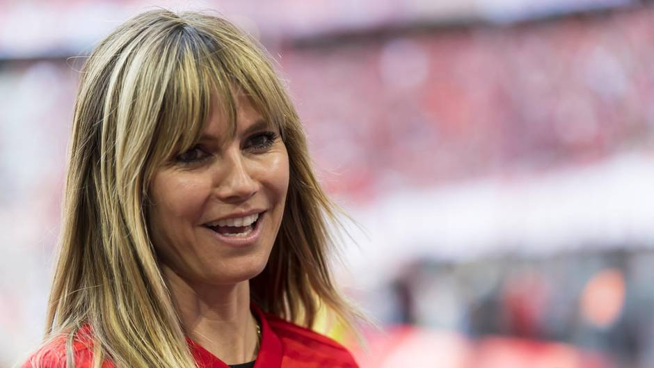 Heidi Klum plant noch sechs weitere