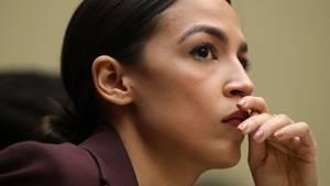 Der Shootingstar der US-Demokraten, Alexandria Ocasio-Cortez
