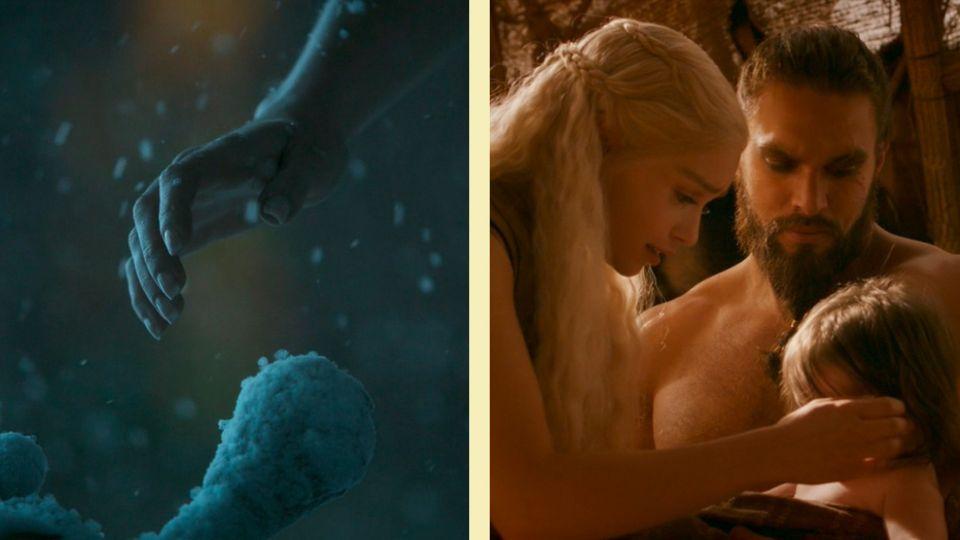 "Spoiler-Alarm in der ersten Folge ""Game of Thrones""?"