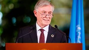 Horst Köhler legt sein UN-Amt nieder