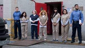 "Teaser zur siebten Staffel ""Orange is the New Black"""