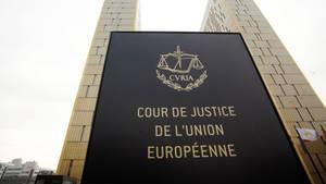 Der EuropäischeGerichtshof in Luxemburg