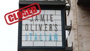 """Jamie's Italian"" von Jamie Oliver"