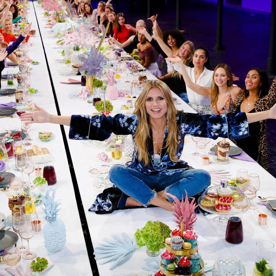 """Germany's Next Topmodel"": Immer nur Heidi, Heidi, Heidi: ""GNTM"" nervt nur noch!"