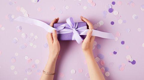 Last-Minute-Geschenke müssen nicht klassisch sein, wer wagt, gewinnt