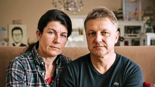 Susan und Dirk Morgenstern glauben nicht an einen Suizid