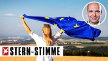 Am Sonntag ist Europowahl