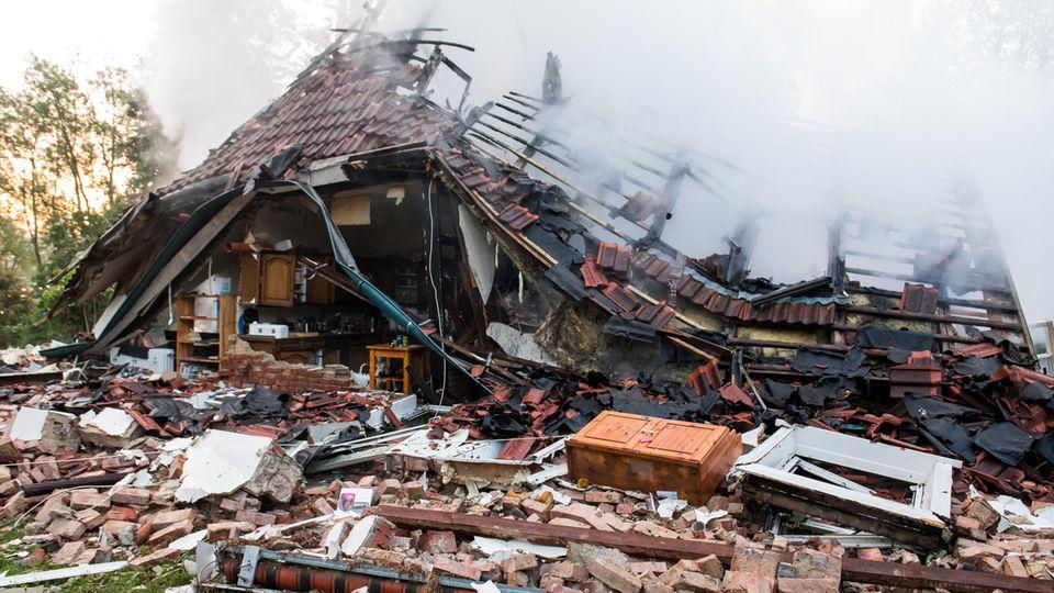 nachrichten deutschland - hausbrand wohltorf