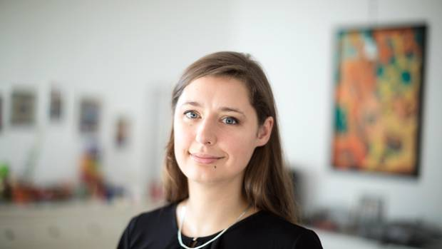 Netzaktivistin Katharina Nocun