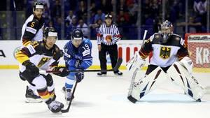 Moritz Müller bei der Eishockey-WM 2019 in der Slowakei