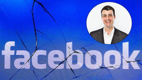 """""""Facebook hat Privatsphäre nie verstanden und versteht sie auch jetzt nicht"""" - das urteil von Datenschutz-Experte Marc Al-Hames fällt deutlich aus"""