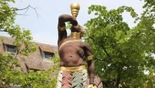 Stadt Eisenberg feiert Mohrenfest – es regt sich Protest