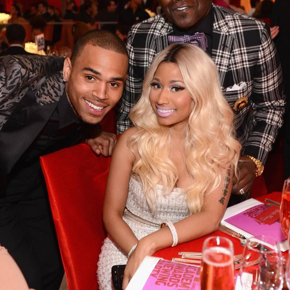 """Neues Video """"Wobble Up"""": Haben Nicki Minaj und Chris Brown Ideen von einem deutschen Fotografen geklaut?"""