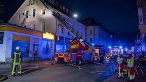 nachrichten deutschland brennendes haus in bochum