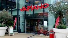 Vapiano macht Filiale dicht