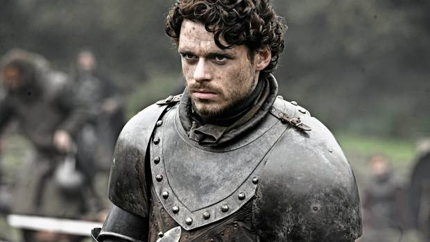 "Richard Madden in ""Game of Thrones"" (2011–13) als König"