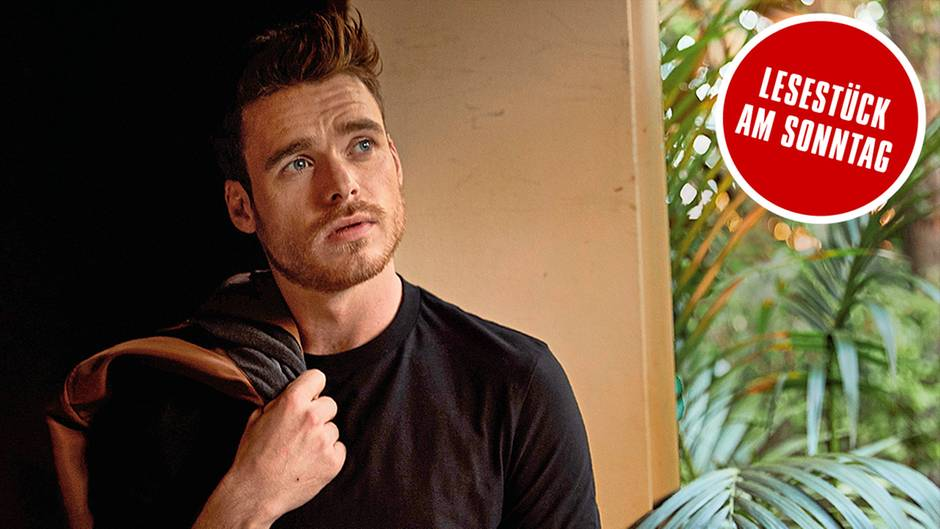 "Richard Madden: Der ""Game of Thrones""-Star spielt jetzt in ""Rocketman"""
