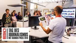 Der stern öffnet seine Türen für Sie: Tag des Journalismus mit Nannen Preisbei Gruner + Jahr am 25. Mai
