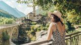 Nachhaltigkeit und Reisen: Von München in die italienische Schweiz