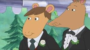 Erdferkel Arthur Ehe Heirat