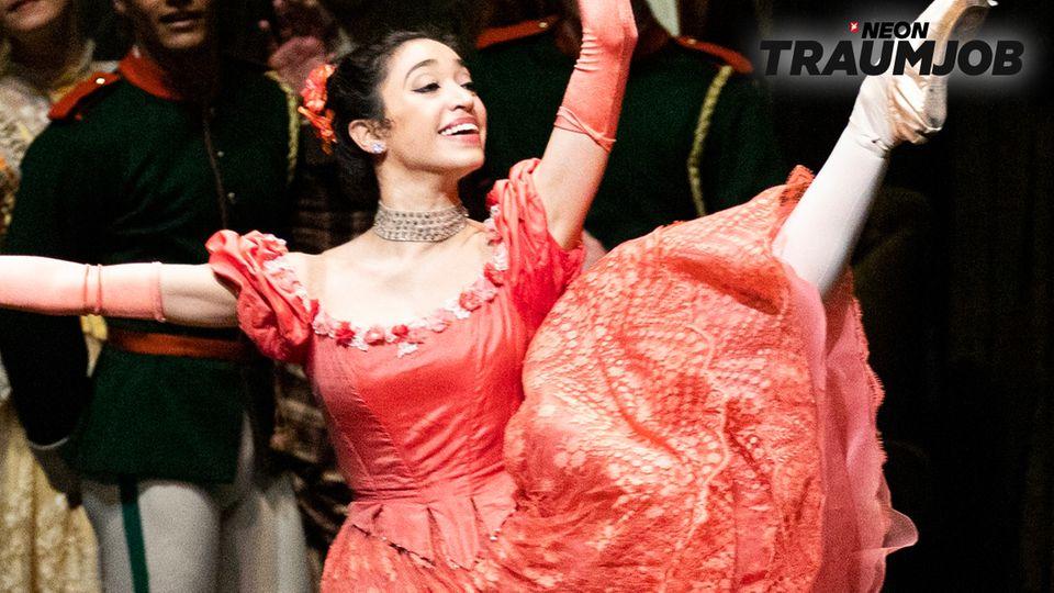 Lucia Rios: NEON Traumjob: Wie wird man eigentlich ... Primaballerina?