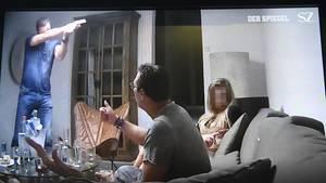 Ein Standbild aus dem Video, das die Regierung in Österreich zu Fall brachte