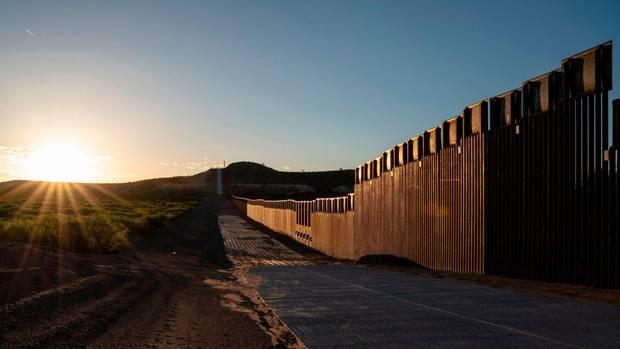 Der Kongress verweigert die Mittel für Trumps Lieblingsprojekt, dem Mauerbau an der Grenze zu Mexiko.