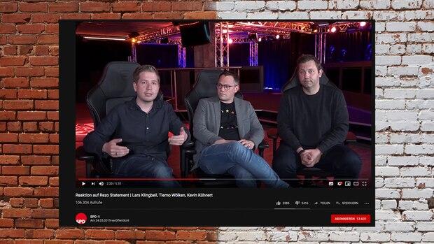 SPD reagiert mit eigenem Video auf Youtuber-Rezo