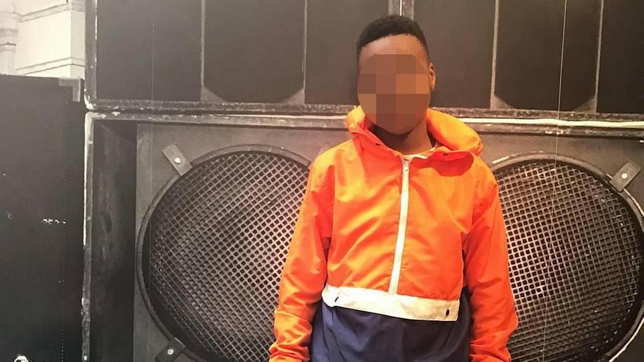 Der 14-jährige JadenMoodie war noch ein Kind, als er ermordet wurde.