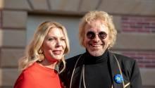 Thomas Gottschalk und seine neuen Freundin Karina Mroß