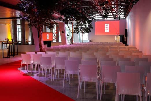 DerNannen Preiswurdeim Pressehaus von Gruner + Jahr in Hamburg verliehen