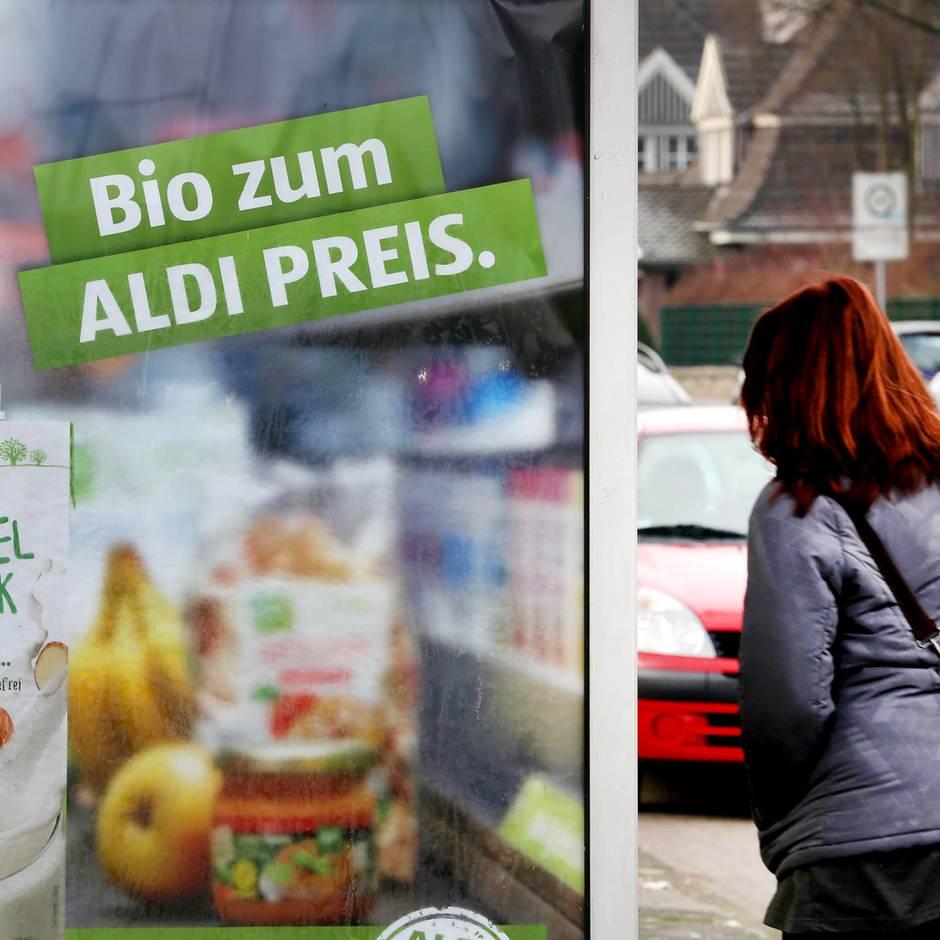 Ambitioniertes Ziel: Aldi will Bio-Europameister werden - das gefällt den Kritikern gar nicht