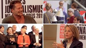 Tag des Journalismus und Nannenpreis