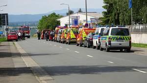nachrichten aus deutschland explosion in halberstadt