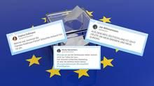 Europawahl: Twitterreaktionen