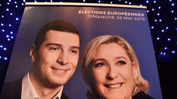 Europwahl 2019: Rassemblement National (Frankreich)
