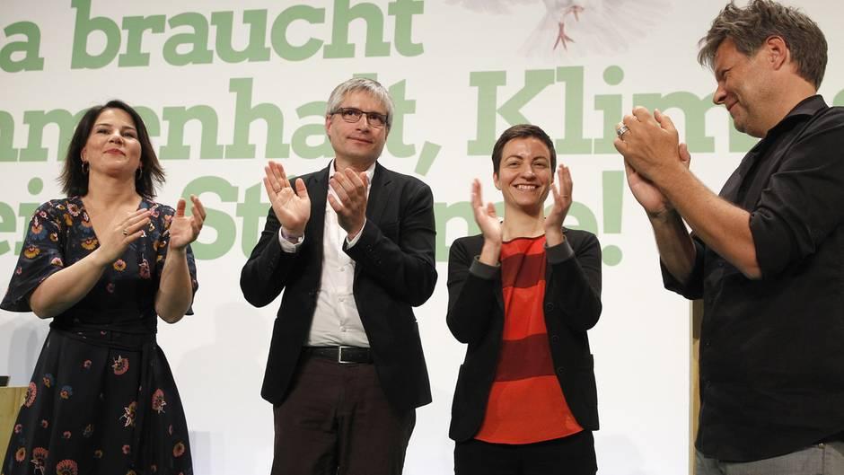 Europawahl Ergebnisse - Grüne jubeln - GroKo erleidet Klatsche