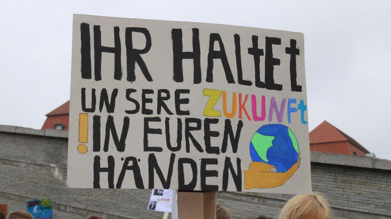 Bei der Europawahl war das Thema Klimapolitik entscheidend