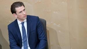 Per Misstrauensvotum gestürzt: Sebastian Kurz, der 32-jährige Kanzler Österreichs